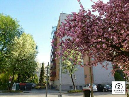 Neu renovierte 3-Zi.-Wohnung in Salzburg