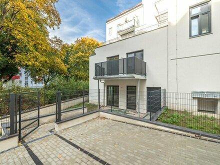 ++NEU** 3-Zimmer Neubau-Maisonette mit Garten und Balkon, Apartmentwidmung! guter Schnitt!