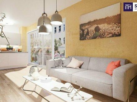 ITH: Exklusiver Neubau! Provisionsfreie Eigentumswohnung mit Garten und Terrasse in Graz Andritz!