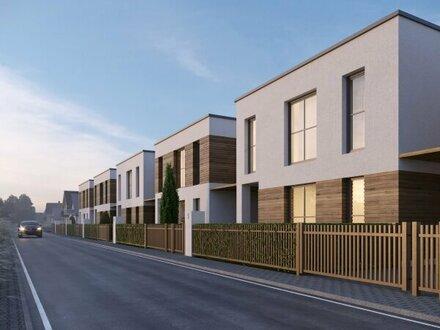 BAUBEWILLIGTES SEEGRUNDSTÜCK - 14 Häuser mit Garten - Prellenkirchen