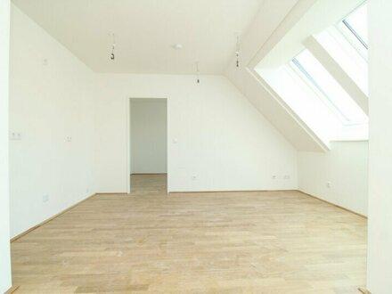 Modern geschnittene 2-Zimmer Balkonwohnung in Top-Lage!