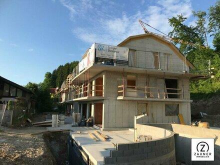 Hallwang/Mayrwies: 4-Zi.-Penthouse - Lift in die Wohnung - Panoramablick!