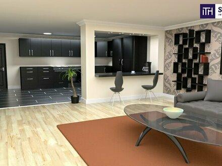 Wirklich tolle Wohnung mit 103 m² - derzeit vermietet, ideal für Studenten WG geeignet! Bezirk Jakomini!