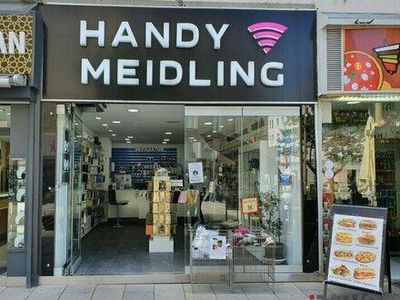 Handyshop in den zentralen Geschäftsräumen der Meidlinger Hauptstraße!