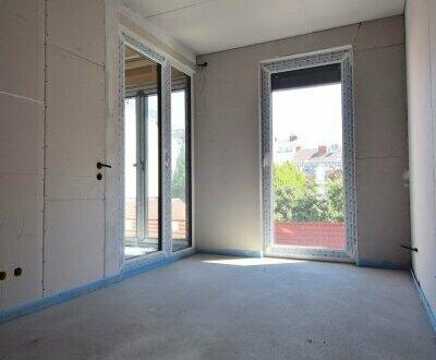 Erstbezug! 3-Zimmerwohnung mit gutem Grundriss