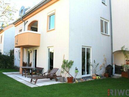 BESSER GEHT`S NICHT!! - Traumhafte Maisonette-Gartenwohnung mit Familienhaus-Feeling