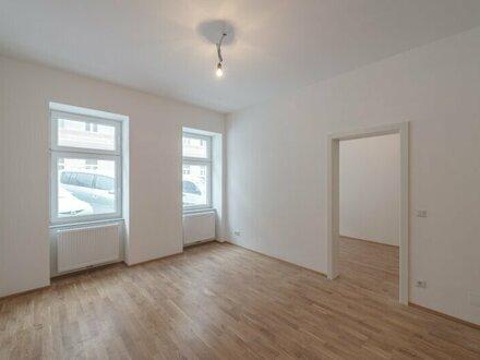 ++NEU** TOP-sanierter 2-Zimmer EG-ERSTBEZUG, gute Ausstattung, perfekt für Pärchen oder Anleger!