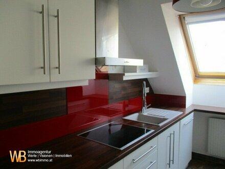 Neu ausgemalt- 4 Zimmer-Terrassendachgeschoß Maisonette- Nähe Aspern!