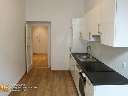 1090, schön sanierte 2-Zi Wohnung, unbefristet, Nähe Alser Straße
