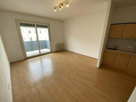 Super 1-Zimmer Wohnung mit Balkon - ZU VERMIETEN - nahe Keplerplatz!
