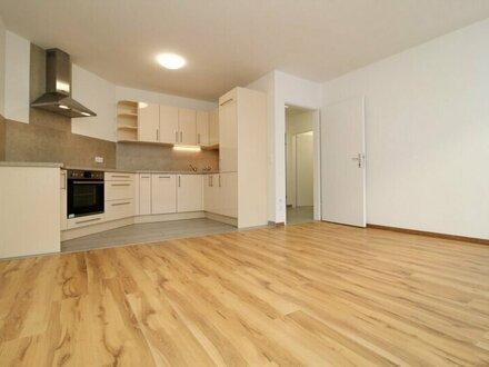 Neuwertige 2-Zimmer-Wohnung mit großer Küche zu vermieten!
