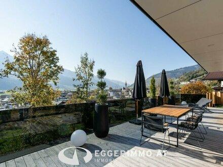 5721 Piesendorf: Exklusive, neuwertige, vollmöblierte Haushälfte mit unverbaubaren Ausblick in die Pinzgauer Bergwelt. Touristische…