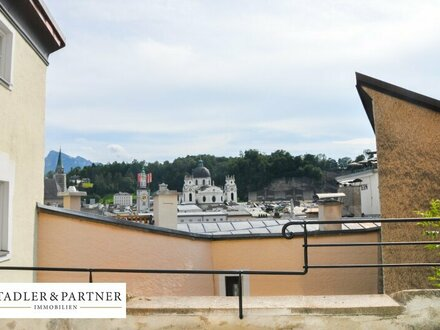 Liebevoll modernisiertes Altstadthaus am Kapuzinerberg