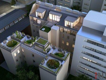 ROOFTOP Garden´s   einzigartige Dachgeschoss-Wohnungen mit großzügigen Gartenflächen