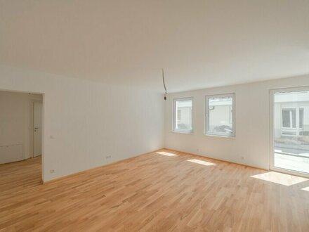 ++NEU++ Perfekt für Anleger: 3-Zimmer NEUBAU-ERSTBEZUG mit Garten u. Terrasse! in TOP-Lage!