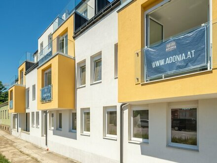 ++NEU++ Perfekt für Anleger: Optimaler Grundriss! 2-Zimmer DG-ERSTBEZUG mit Terrasse in TOP-Lage!
