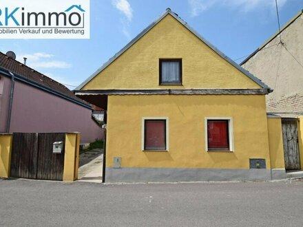Kurort Bad Pirawarth Landhaus mit Innenhof und Gewölbekeller