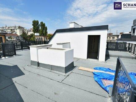 Exklusiver Dachausbau in 1030 Wien! Riesige Rundum-Terrasse + Perfekte Raumaufteilung + TOP Projekt + Beste Infrastruktur…
