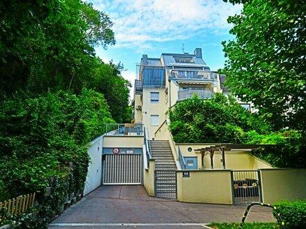 Maisonette Wohnung mit Garten beim Pötzleinsdorfer Park!