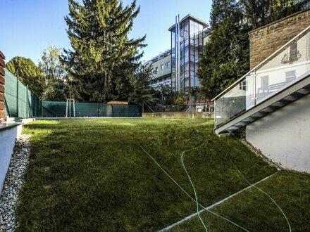 Helle Maisonette Wohnung mit großen Garten. Nutzung als Büro Möglich!