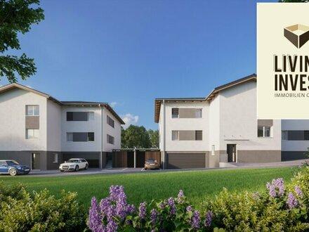 """Familiäre Mietwohnungen in Sierning """"Silent Living"""" - H2 - 1. OG-West, TOP 7"""