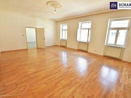 IDEAL! Gestalten Sie Ihre Wohnung ganz nach Ihren Wünschen! Rundum saniertes Altbauhaus + Ideale Infrastruktur + 2.Liftstock!