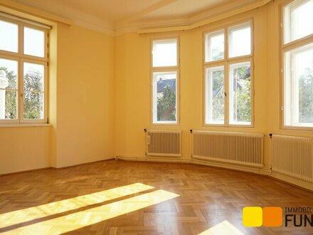 Ruhige 2-Zimmer-Wohnung in wunderschönem Biedermeierhaus