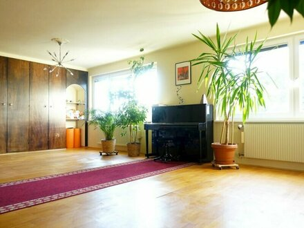 Großzügige 1 Zimmer Wohnung in Innenhof-Ruhelage - perfekte Anbindung