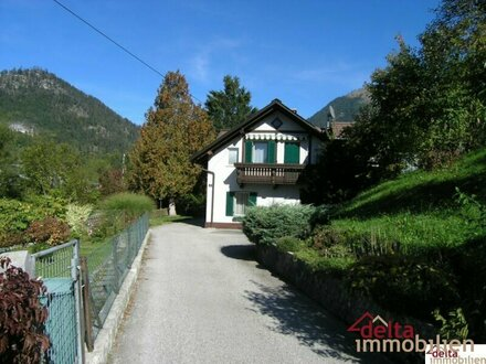 Nettes Haus an der Traun in Bad Ischl