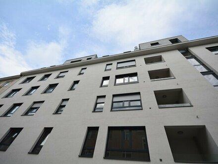 Sehr gut aufgeteilte 3 Zimmer Neubauwohnung mit Balkon und Garage