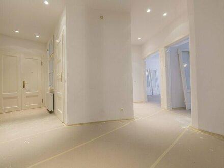Traumhaft sanierte 3,5-Zimmer Altbauwohnung in ruhiger Lage in 1080 Wien zu vermieten!