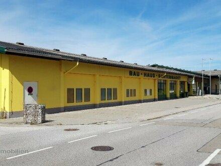Bieterverfahren: Betriebsgelände ehemaliges LAGERHAUS Seekirchen zu verkaufen