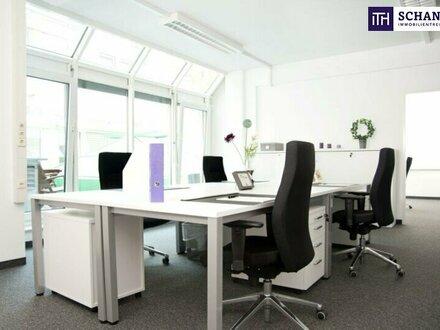 FANTASTISCH! Serviciertes Büro mit 78 m² + 65 m² Terrasse in 1110 Wien + Provisionsfrei!