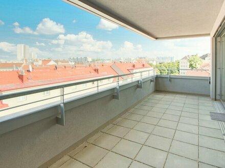 TOP MODERNE 3-Zimmer Terrassenwohnung mit Weitblick