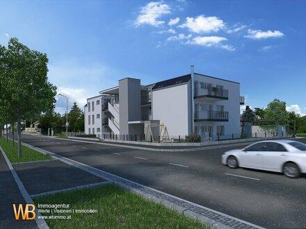 Moderne Anlegerwohnung mit 3 Zimmer in Deutsch Wagram! Exklusives NEUBAUPROJEKT mit 15 Wohneinheiten in Entstehung!