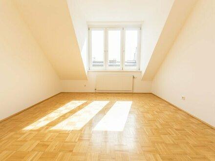 Wunderschöne DG-Wohnung mit Terrasse in 1090 Wien zu vermieten!
