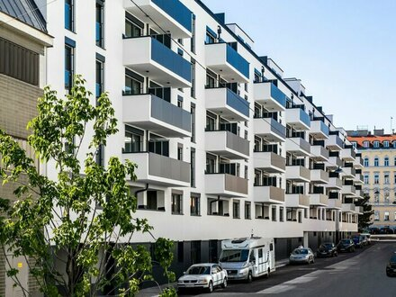 Gemütliche Neubauwohnung mit 2 Zimmern und Küche (90) PROVISIONSFREI direkt vom Bauträger
