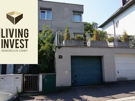 Eindrucksvolles Reihenhaus in Villengegend am Römerberg sucht neuen Mieter!