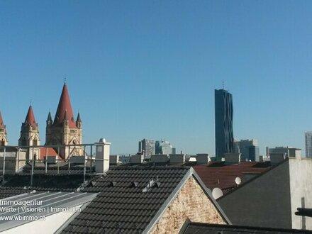 Fernblick Skyline