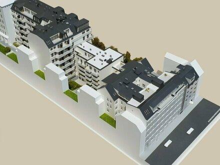 +++ ERSTBEZUG! +++ Hochwertige 2 Zimmer Eigentumswohnung mit großer Loggia