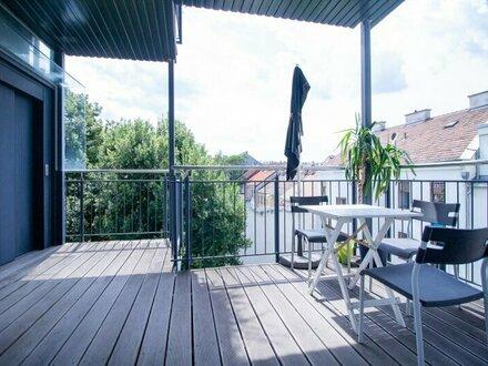 Neubauwohnung mit Terrasse - 360° Rundgang
