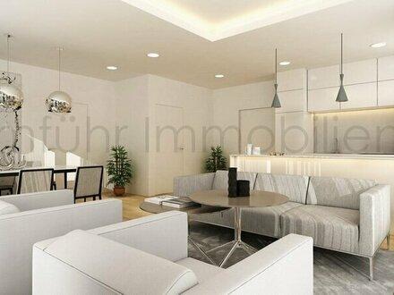 Provisionsfrei: Exklusive 3-Zimmer-Garten-Wohnung in Premiumlage Aigen