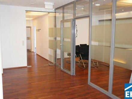 Büroeinheit in guter Lage zu verkaufen