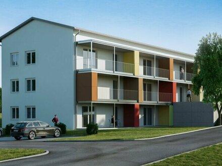 Neubauprojekt in Weng im Innkreis, Zweizimmer-Eigentumswohnung Top 7