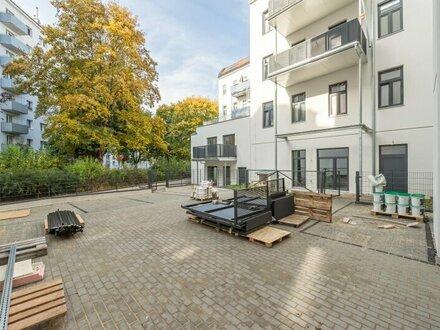 ++NEU** Hochwertiger 2-Zimmer ALTBAU-ERSTBEZUG mit Terrasse/Garten, sehr gute Raumaufteilung! AirBnB zulässig!