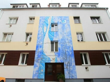 Innenstadt-Lage! Zentral begehbare 3-Zimmer-Wohnung in Topzustand