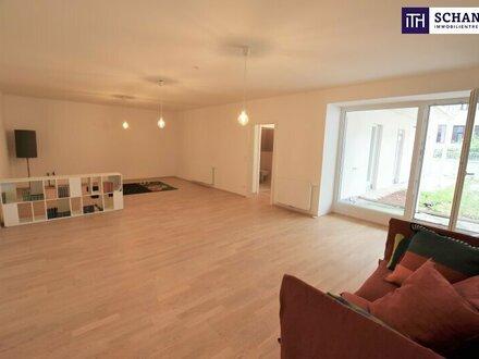 Pärchen und Jungfamilien aufgepasst! Tolle Terrassenwohnung + perfekte Raumaufteilung + Garagenplatz-Möglichkeit!