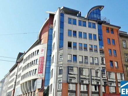 Moderne Bürofläche in Citylage mit perfekter Infrastruktur