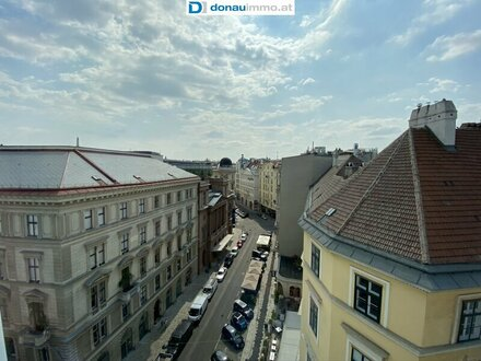 Wohnen in 1010 Wien mit Blick auf das Ronacher - Theater