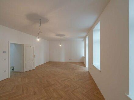 ** -15% PROVISIONSRABATT ** Hochwertiger 4,5-Zimmer EG-ERSTBEZUG mit Garten, toller Stilaltbau, perfekte Raumaufteilung!…